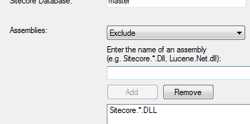 02 - TDS Exclude DLL